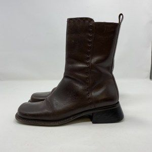 pazzo Shoes - Pazzo Women's Brown Boots Size 9.5 (A129)
